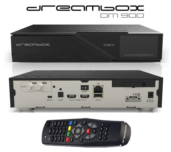 Dreambox DM 900